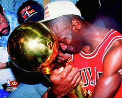 "Michael Jordan ""Dream Realized"" (1991) Premium Poster Print - Photofile 20""x24"" Edition"