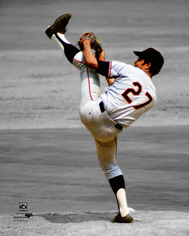 "Juan Marichal ""The Kick"" (c.1969) San Francisco Giants Premium Poster Print - Photofile Inc."