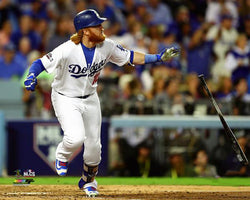 Justin Turner 2017 NLCS Game 2 WALK-OFF Dodgers 16x20 Premium Poster Print - Photofile