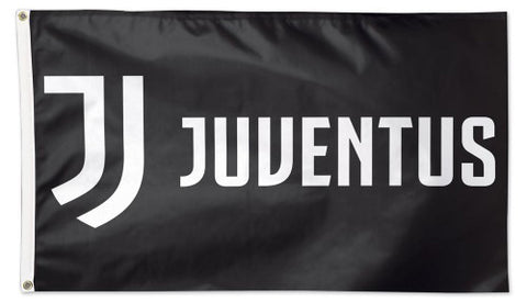 Juventus FC Football Club Official Serie A Soccer DELUXE 3' x 5' Flag - Wincraft Inc.