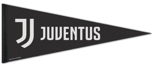 Juventus FC Official Serie A Soccer Team Premium Felt Collector's Pennant - Wincraft Inc.