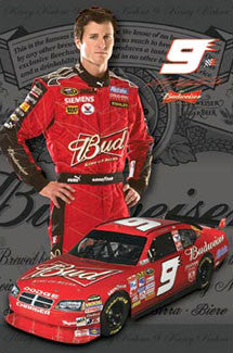 "Kasey Kahne ""Bud Action"" - Costacos Sports"