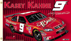"Kasey Kahne ""Kasey Nation"" 3'x5' Flag - BSI Products"