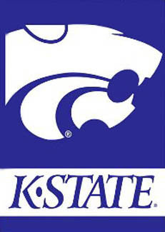 "Kansas State ""Wildcat"" Wall Scroll - BSI Products"