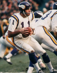 "Joe Kapp ""Vikings Classic"" (c.1969) Premium Poster Print - Photofile Inc."