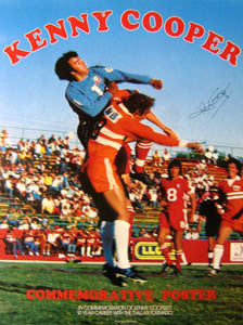 "Kenny Cooper ""Dallas Tornado"" (1979)"