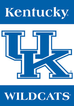 Kentucky Wildcats NCAA Premium 28x40 Team  Banner - BSI Products