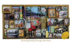 "Kentucky Derby ""Through the Years"" Premium Poster Print - Smashgraphix Inc."