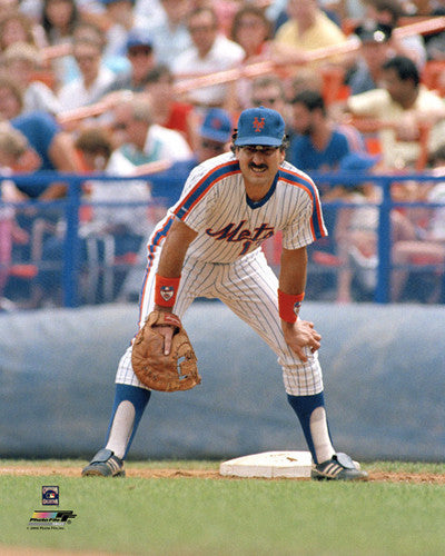 "Keith Hernandez ""Gold Glove"" (c.1986) New York Mets Premium Poster Print - Photofile Inc."