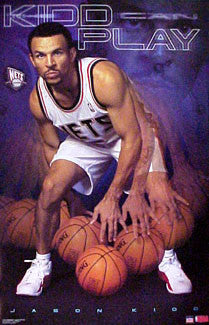 "Jason Kidd ""Freestyle"" - Starline 2001"