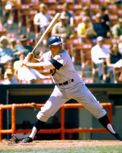 Harmon Killebrew MLB Classic (1969) Minnesota Twins Premium Poster Print - Photofile