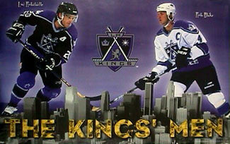 "Los Angeles Kings ""The Kings' Men"" - Costacos 1998"