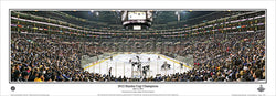 "LA Kings ""Game 6 Action"" 2012 Stanley Cup Panoramic Poster Print - Everlasting"