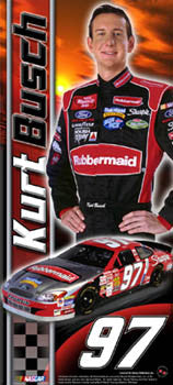 "Kurt Busch ""Big Time"" - Racing Reflections 2003"