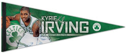 "Kyrie Irving ""Signature Series"" Boston Celtics Premium Felt Collector's PENNANT - Wincraft 2017"