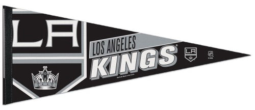Los Angeles Kings NHL Hockey Team Premium Felt Pennant - Wincraft