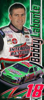 "Bobby Labonte ""Big Time"" - Racing Reflections 2003"