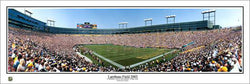 Lambeau Field Green Bay Packers Gameday Panoramic Poster Print - Everlasting Images