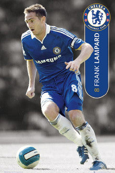 "Frank Lampard ""Superstar"" - GB Eye 2008"