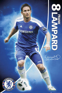 "Frank Lampard ""Signature Series"" (2011/12) - GB Eye (UK)"