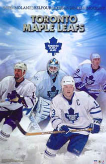 "Toronto Maple Leafs ""Heaven Sent"" - Starline 2003"