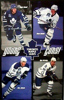 "Toronto Maple Leafs ""Young Guns"" - Costacos 1999"