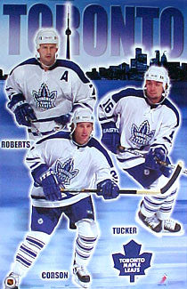 "Toronto Maple Leafs ""Bay Street Bullies"" - T.I.L. 2001"