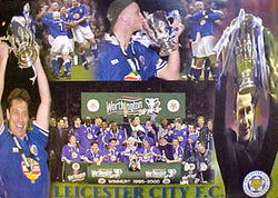 "Leicester City ""Champions 2000"" - U.K."