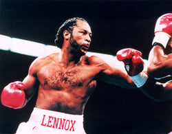 "Lennox Lewis ""Power"" - Photofile Inc."