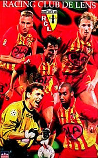 "Racing Club de Lens ""Five Stars"" - Starline Inc. 1999"