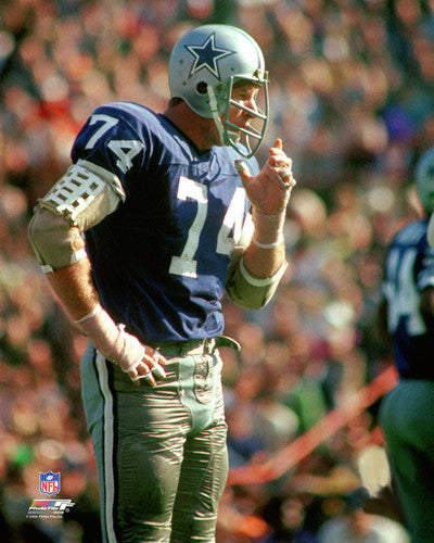 "Bob Lilly ""Mr. Cowboy"" (c.1969) Dallas Cowboys Premium Poster Print - Photofile Inc."