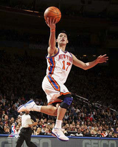"Jeremy Lin ""Broadway Hit"" (2012) New York Knicks Premium Poster Print - Photofile 16x20"