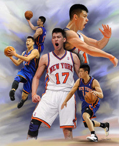 "Jeremy Lin ""Passion"" - Wishum Gregory 2012"