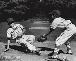 "Classic Kids Baseball ""Little Yanks"" - Image Source"