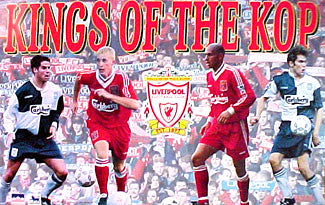 "Liverpool FC ""Kings '96"" - Starline 1996"