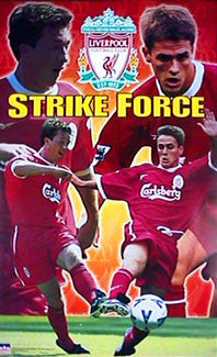 "Liverpool F.C. ""Strike Force"" - Starline 1999"