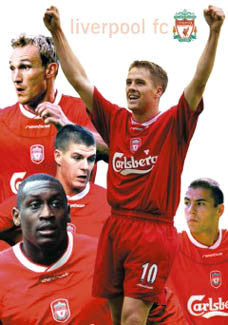 "Liverpool FC ""Superstars"" - GB 2003"