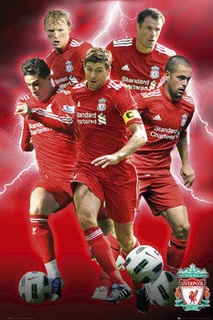 "Liverpool FC ""Action Stars"" (2010/11) - GB Eye Inc."