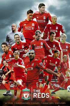 "Liverpool FC ""The Reds"" - GB Eye (UK), 2010/11"