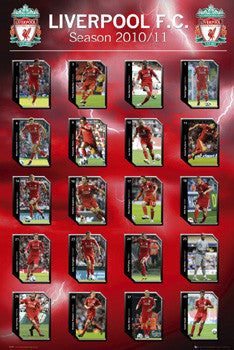 "Liverpool FC ""Super Twenty"" 2010/11 - GB Eye (UK)"