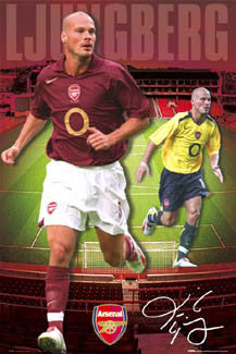 "Freddie Ljungberg ""Signature Series"" - GB 2005"