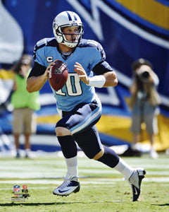 "Jake Locker ""Titans Action"" (2012) Premium NFL Poster Print - Photofile 16x20"