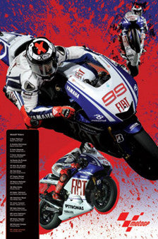 "Jorge Lorenzo MotoGP ""Super Action"" - Pyramid 2009"