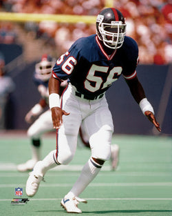 "Lawrence Taylor ""The Hunt"" (c.1983) New York Giants Premium Poster Print - Photofile"