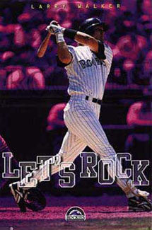 "Larry Walker ""Let's Rock"" - Costacos 1997"