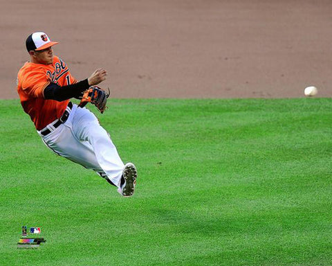 "Manny Machado ""Golden Glove"" Baltimore Orioles Premium MLB Poster Print - Photofile 16x20"