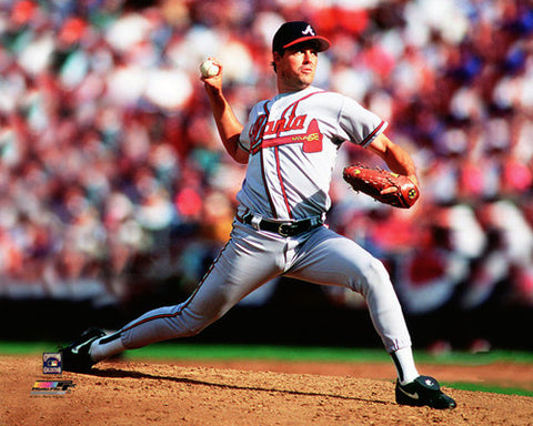 "Greg Maddux ""Ace"" (1993) Atlanta Braves Premium Poster Print - Photofile 20x24"