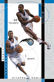 "Orlando Magic ""Superstars"" - Costacos 2001"