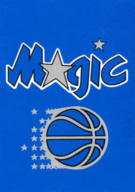 Orlando Magic Team Logo Banner - NCE Inc.