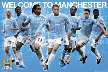 "Manchester City ""Super Seven"" 2009/10 - GB Eye"